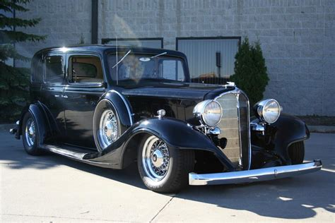 1933 Buick Series 60 Model 67 Custom Sedan 180972