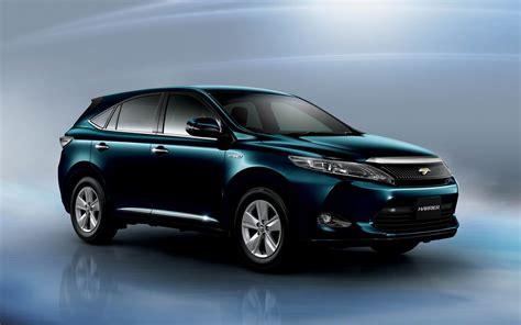 suv toyota toyota harrier 2016 premium hybrid suv drive