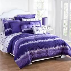 purple tie dye twin xl comforter set percale free shipping