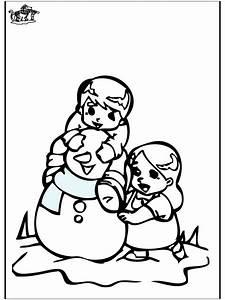 Malvorlagen Schneemann 3 Malvorlagen Schnee