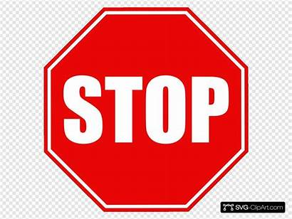 Stop Svg Clipart Clip Streets Symbol Icon