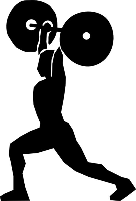 weight clipart png lifting weights clip at clker vector clip