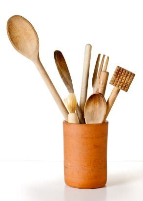 Optimize your Counter Space with a Kitchen Utensil Holder