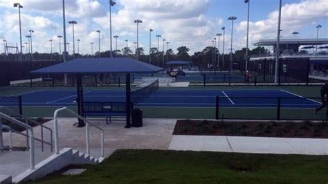 state   art tennis campus opens  orlando wftv