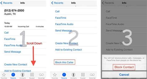 how to block unknown calls on iphone how to block unknown call on iphone not saved in