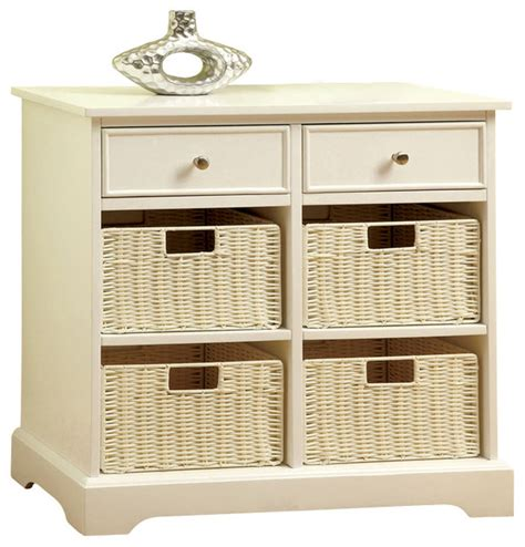 accent table with baskets white rectangular accent storage cabinet side table with