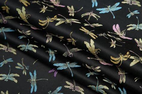 stoff für bettwäsche brokat damast stoff jacquard libelle polster bekleidung