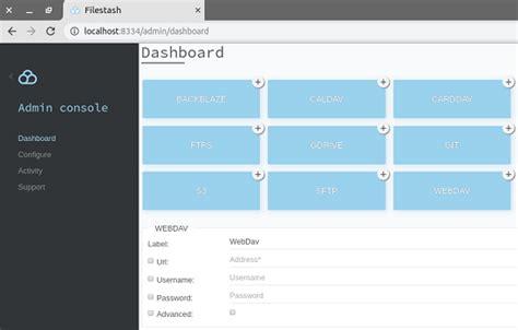 hosted web client   ftp git dropbox