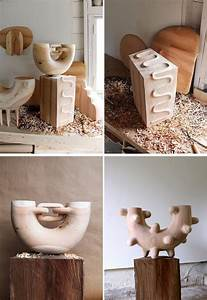 Ariele, Alasko, Makes, These, Creative, Wood, Sculptures, And, Home, Decor, Items