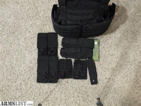Body Armor Level 4 Plate +vest + Kit