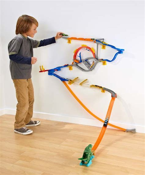 Wheels Wall Tracks Template Wheels Wall Tracks Starter Set Co Uk Toys
