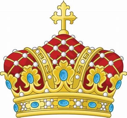 Crown Heraldic Transylvania Svg Deviantart Duchy Grand