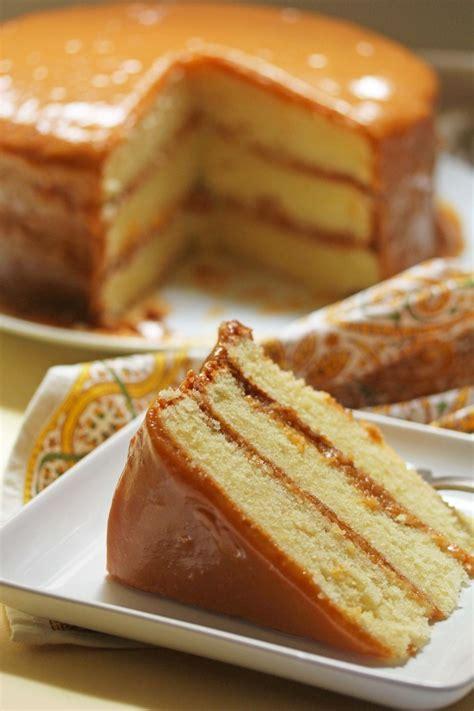 real deal southern caramel cake favesouthernrecipescom