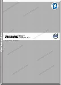 Volvo Supplement V70 08 Xc70 08 S80 07 2008 Wiring Diagram