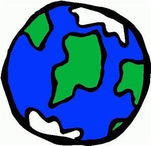 Earth animated globe clipart free clipart images ...