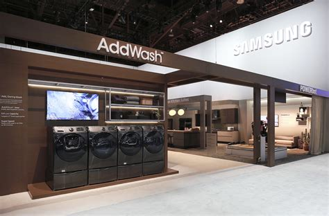 ces  samsung showcases latest home appliances letsgodigital