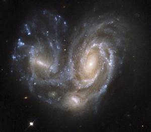Colliding galaxies mark Hubble anniversary • The Register