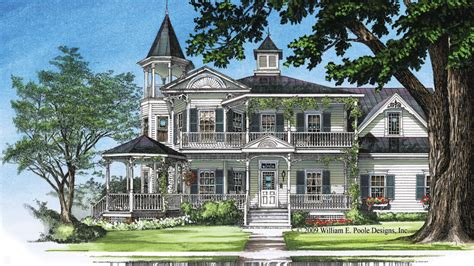 queen anne home plans style designs homeplans home plans