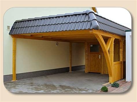 Carport Anbauen Carport An Haus Anbauen Mit Bauanleitung