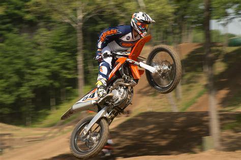 2015 ktm motocross bikes first ride ktm xc f sx f for 2016 dirt bike magazine