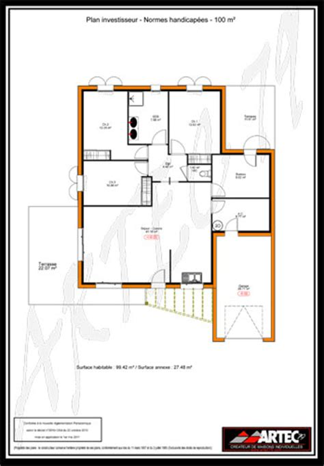 chambre d architecte plans de maisons constructeur deux sèvres