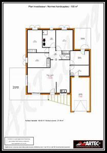 plan maison t4 plain pied 5 plans de maisons With plan maison t4 plain pied