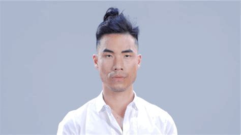 Watch This Man Get 12 Popular Hairstyles In 2 Minutes