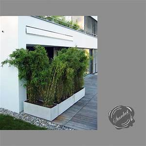 Quadrant Plant Stand Modern Outdoor Planters Crate Plus ...