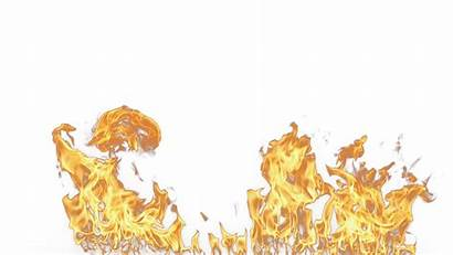 Fire Flame Flames Clipart Transparent Realistic Exothermic