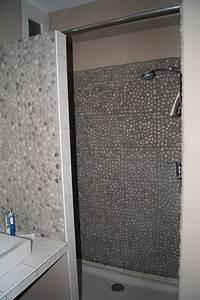 Carrelage De Douche : salle de bain et salle de bain design yannick bernard ~ Edinachiropracticcenter.com Idées de Décoration