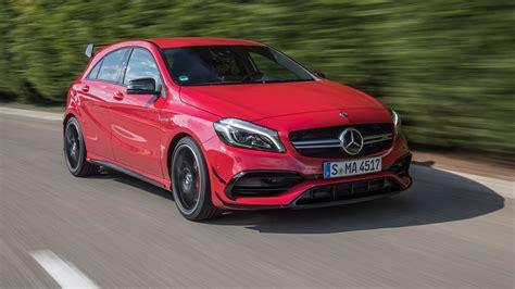 Mercedesamg A45 (2017) Review  Car Magazine