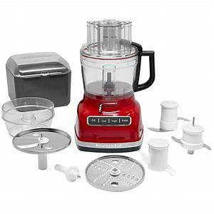 Kitchenaid Exactslice Food Processor-kfp1133er