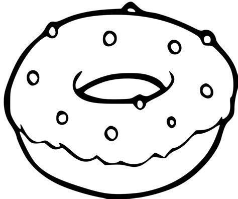 Kleurplaat Emoji Donut by Coloriage Donuts Dessin 224 Imprimer Sur Coloriages Info