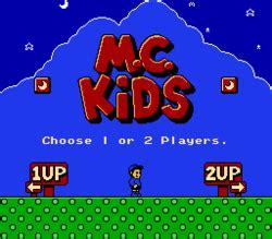 mc kids wikipedia
