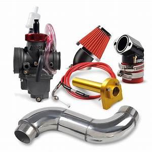 Buy Nibbi Racing Carb Carburetor Pe 26mm Kit Jet Flat