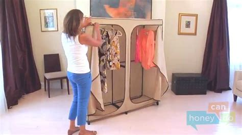 portable clothes closet inch winda 7 furniture