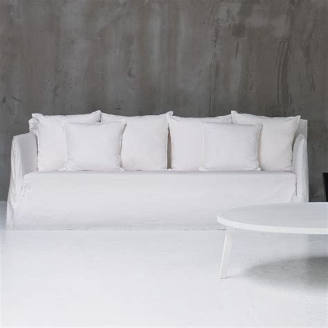canapé navone ghost ghost 12 sofa gervasoni ambientedirect com