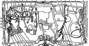 Where Are The Fuses  Radio  Located For 97 Geo Metro  I