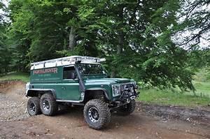 4x4 Land Rover : land rover defender 130 6x6 de portalrover land rover pinterest defender 110 land rovers ~ Medecine-chirurgie-esthetiques.com Avis de Voitures