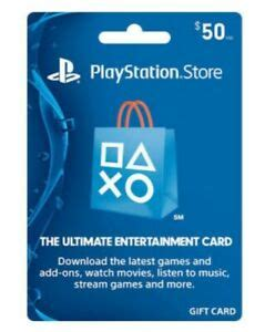 Buy playstation store cards for us playstation network accounts. Playstation Gift card $50 | eBay