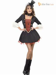 Mens Ladies Gothic Vampire + Fangs Sexy Halloween Fancy ...