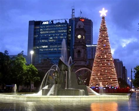 lord mayor s christmas tree lighting 2012 adelaide