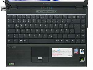Review Sony Vaio Vgn-sz71wn  C Subnotebook