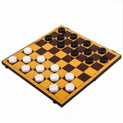 Checkers Board Plastic