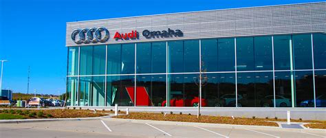 why buy from audi omaha audi sales service in omaha ne