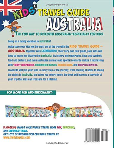 kids travel guide australia  fun   discover