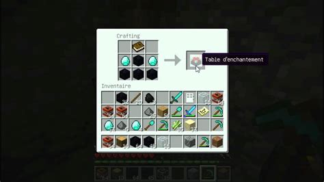 minecraft tuto comment cr 233 er des objets rares