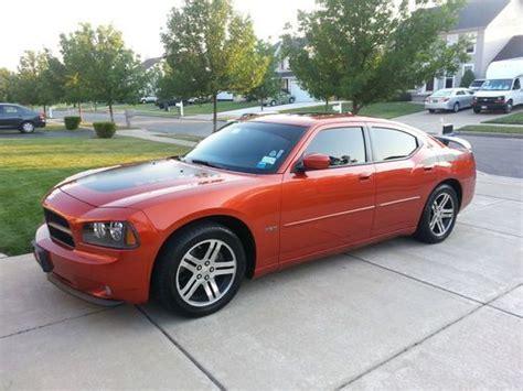 Purchase Used 2006 Dodge Charger Daytona R/t Sedan 4-door