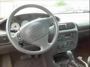 2000 Dodge Stratus Owners Manual
