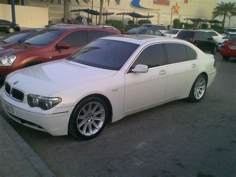 Saihman 2002 Bmw 7 Series Specs, Photos, Modification Info